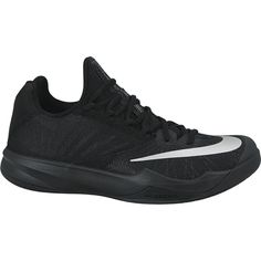 huge discount 7213a 35c4e Nike Zoom Run The One Best Basketball Shoes, Black Shoes, Nike Zoom, Running