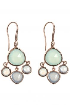 when a subtle touch of #color is called for, you'll love slipping on these timelessly #elegant #earrings I NEWONE-SHOP.COM