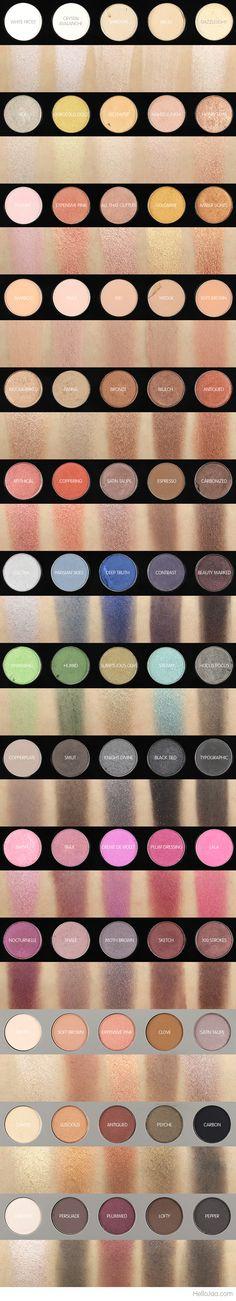 MAC Eyeshadows