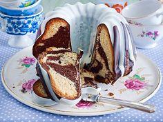 Unser beliebtes Rezept für Marzipan-Marmorkuchen und mehr als 55.000 weitere kostenlose Rezepte auf LECKER.de.