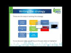 """This video is a recording of webinar on """"How to Design Quant Trading Strategies using """"R""""? conducted by QuantInsti on December , 2014 . The webinar aime. High Frequency Trading, Business And Economics, In Writing, Trading Strategies, Finance, Investing, Design"""