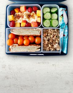 Gorgeous Lunch box Ideas from Tillamook