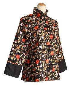 Kashmir Embroidery Coat