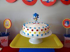 "Photo 1 of 21: Sonic the Hedgehog / Birthday "" Sonic Sebastian 6th Birthday party!"" | Catch My Party"