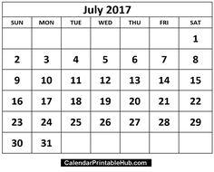 july 2017 blank calendar    http://calendarprintablehub.com/free-july-2017-calendar-printable-template-with-holidays-pdf-uk-usa.html
