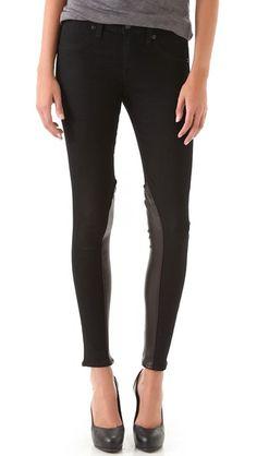 Rag & Bone/JEAN The Jodhpur Legging Jeans