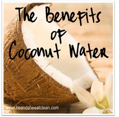 discover the benefits of coconut water. with these stats, i think i can get used to the taste. Coconut Water Recipes, Coconut Water Benefits, Coconut Oil For Acne, Coconut Oil Uses, Weight Loss Water, Weight Loss Drinks, Eat Right, Fitness Nutrition, Nutrition Articles