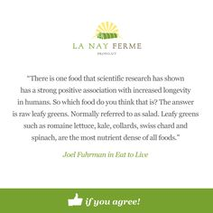 Build your health with local, nutrient-dense produce. Get yours here: lanayferme.com/.