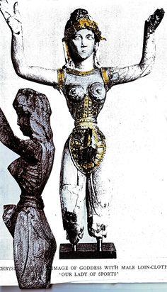 Ancient Goddess Religions
