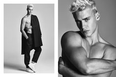 Kosmas Pavlos brings us #TeamWienerModels an exclusive editorial starring Austrian models - Domenique Melchior, Patrick Kafka, Julian Schneyder & Oliver Stummvoll.