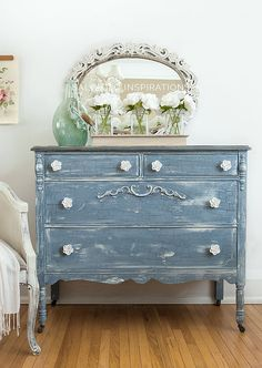 Ordinaire Milk Painted Furniture
