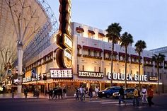 Golden Gate Hotel and Casino Exterior (In Las Vegas (Fremont Street - Downtown Las Vegas)) Avg.USD$98.00