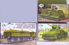 UM #616 PVO + UM #602 DT-45 + UM #603 BD-41 Panzerzug