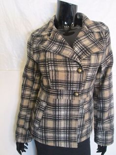 Jou Jou Women's Jacket Coat Size XL #JouJou #BasicJacket