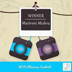 Your wait is now over!  Presenting #Paisley's #Divalicious #Contest Winner - Maitreni Mishra  Congrats! Please inbox us your details & a big THANK YOU to all for an active participation!!