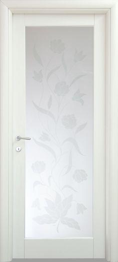 Ferrero Legno Porte / Exit / Exit vetro / Bianco | interior design ...