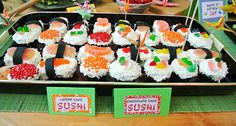 Kids' Party Inspiration of the Week: Rock Star, Sushi, Farm Days