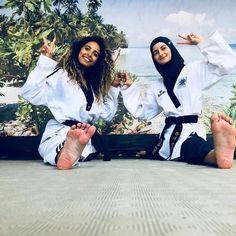 Taekwondo Girl, Karate Girl, Female Martial Artists, Martial Arts Women, Flexible Girls, Teen Feet, Ju Jitsu, Barefoot Girls, Female Fighter