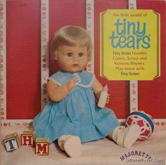 This is quite possibly the most depressing children's album title ever. | 13 Creepy And Bizarre Vintage Children's Albums