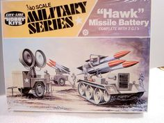 Hawk Missile Battery