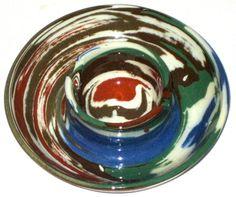 Vintage ceramic Evans Desert Sands Pottery by sweetalicelovesyou