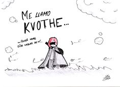 kvothe by Tsufuru (LIKE www.facebook.com/eoliantavern.com or visit www.eoliantavern.com)