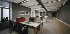 ABLV Bank department by H2E, Riga – Latvia » Retail Design Blog
