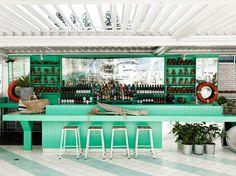 Decor Inspiration: Watsons Bay Hotel - Sugar and Charm - sweet recipes - entertaining tips - lifestyle inspiration