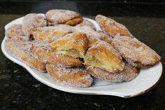 Cocina andaluza: Borrachuelos rellenos de cidra