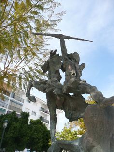 Nerja - March 2012 - Don Quixote