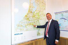 De heer Mark van Stappershoef is de nieuwe burgemeester van Goirle. Gefeliciteerd!