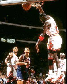 MJ vs NY 1991 7/12 1990, 33pts, 7rebs, 9a,W108-98