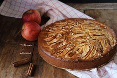 Torta mele e cannella soffice e profumata,un dolce classico che mette tutti d'accordo!!Ricca di mele e morbidissima questa mia torta!