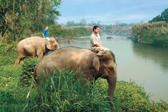 Four Seasons Tented Camp Golden Triangle, Thailand: http://www.hotelsthatinspire.com/asia/thailand/four-seasons-tented-camp-golden-triangle