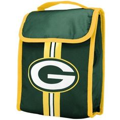 NFL Green Bay Packers Velcro Lunch Bag by Forever Collectibles.  8.16.  Green Bay Packers Velcro Lunch Bag. Green Bay Packers Velcro Lunch Bag ffd22cd8539