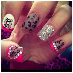 #acrylics #nails