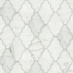 marble tiles...love