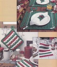 Christmas Crochet Patterns 15 Designs