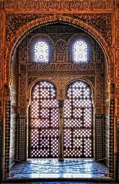 La Alhambra - Granada (Spain)