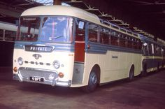 Sunderland and District Omnibus Company Bus 299 Leyland Duple 1967 North East England, Sunderland, Back In The Day, Coaches, Buses, Britain, Deck, Group, Classic