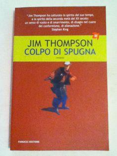 BookWorm & BarFly: Colpo di spugna - Jim Thompson (1964)