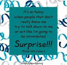 Funny quote via www.MyRenewedMind.org