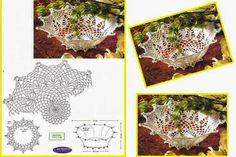 Cómo hacer una bombonera decorativa - 2 modelos | Todo crochet