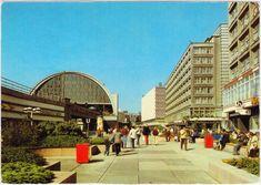 Ansichtskarte Mitte Berlin Am Bahnhof Alexanderplatz 1984