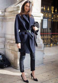 geraldine-saglio-street-style-casaco-calca-scarpin