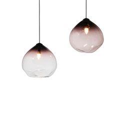 Resident Studio Nat Cheshire's Parison Pendant Light