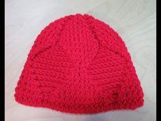 Crochet gorro de niño reversible. Con Ruby Stedman. - YouTube