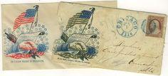 Civil War Envelopes Are Works of Art—And Propaganda