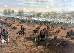This year marks the Anniversary of the Battle of Gettysburg. From July 1 – July 1863 the bloodiest battle in the entire American Civil War waged around Gettysburg, Pennsylvania between Uni… Jacob Zuma, General Lee, Major General, Joe Louis, Norman Rockwell, Tour Eiffel, American Civil War, American History, Captain American