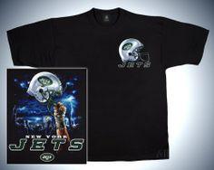 New York Jets t-shirts